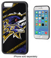 Team ProMark - NFL Baltimore Ravens Bump Case for Apple® iPhone® 6 - Black