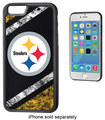 Team ProMark - NFL Pittsburgh Steelers Bumper Case for Apple® iPhone® 6 - Black