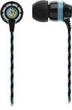 Skullcandy - Paul Frank Ink'd Earbud Headphones - Black