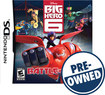 Big Hero 6: Battle In The Bay - Pre-owned - Nintendo Ds 1048029