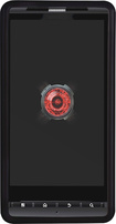 Rocketfish™ Mobile - Snap-On Soft-Touch Cover for Motorola DROID X Mobile Phones - Black