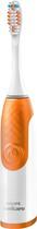 Philips Sonicare - PowerUp Toothbrush - White/Orange