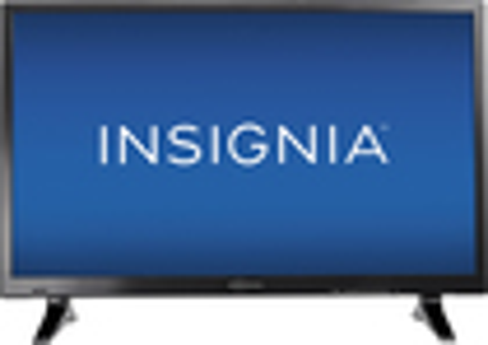 "Insignia™ - 28"" Class (27.5"" Diag.) - LED - 720p - HDTV DVD Combo - Black"