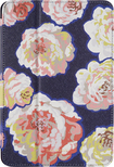 Isaac Mizrahi New York - Folio Case for Apple® iPad® mini - Navy/Pink/White/Yellow