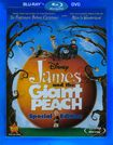 James And The Giant Peach [special Edition] [2 Discs] [blu-ray/dvd] 1061413