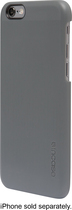 Incase - Quick Snap Case for Apple® iPhone® 6 - Hairline/Gray