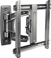"Rocketfish™ - Full-Motion TV Wall Mount for Most 26"" - 40"" Flat-Panel TVs - Extends 9.7"" - Black"