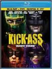 Kick-Ass (Blu-ray Disc) (3 Disc) (Digital Copy) (Enhanced Widescreen for 16x9 TV) (Eng/Fre) 2010