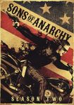 Sons Of Anarchy: Season Two [4 Discs] (dvd) 1068416