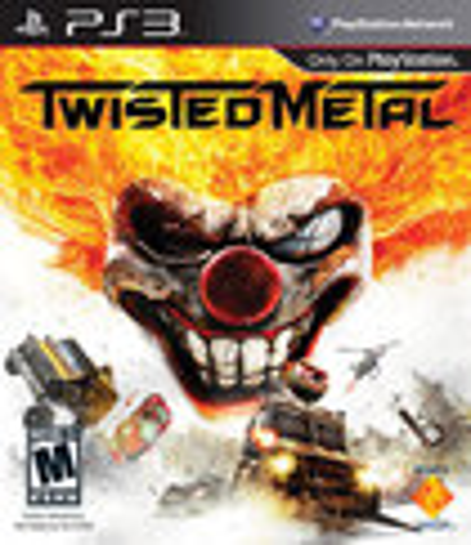 Twisted Metal - PlayStation 3