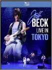 Jeff Beck: Live in Tokyo - Blu-ray Disc (Enhanced Widescreen for 16x9 TV) 2014