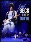 Jeff Beck: Live in Tokyo (DVD) 2014