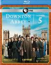 Masterpiece: Downton Abbey - Season 5 [3 Discs] [blu-ray] 1083146