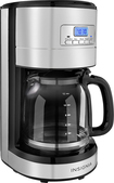 Insignia™ - 12-Cup Coffeemaker - Stainless-Steel/Black