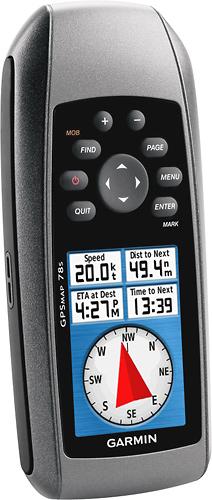 Garmin - GPSMAP 78 GPS - Gray