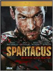 Spartacus: Blood and Sand - The Complete First Season [4 Discs] [Blu-ray] (Blu-ray Disc)