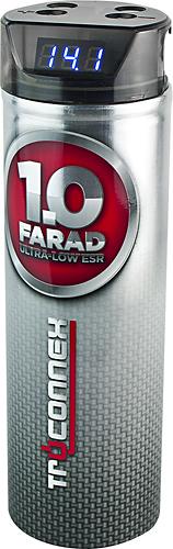 Metra - One Farad Digital Capacitor