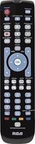 RCA - 4-Device Universal Remote - Black