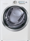Electrolux - 8.0 Cu. Ft. Steam Electric Dryer - Island White