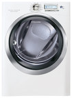 Electrolux - 8.0 Cu. Ft. Steam Gas Dryer - Island White