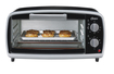 Oster - 4-Slice Toaster Oven - Dark Blue
