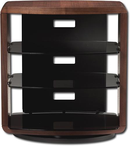 "BDI - Valera Swivel TV Stand for Flat-Panel TVs Up to 37"" - Chocolate"