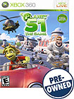 Planet 51: The Game — PRE-OWNED - Xbox 360