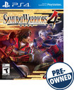 Samurai Warriors 4 - Pre-owned - Playstation 4