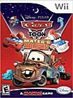 Pixar Cars Toon: Mater's Tall Tales - Wii