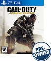 Call of Duty: Advanced Warfare - PRE-OWNED - PlayStation 4
