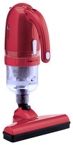 Monster - Bagless 2-in-1 Handheld/Stick Vacuum - Red