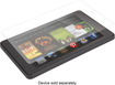 ZAGG - InvisibleShield HD Screen Protector for Kindle Fire HD 6 - Clear