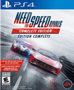 Need for Speed: Rivals - Compete Edition - PlayStation 4