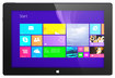 "Hipstreet - W10 Pro - 10"" - Intel Atom - 32GB - With Keyboard - Black"