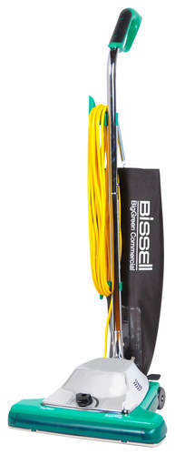 BISSELL - DayClean Commercial Upright Vacuum - Green
