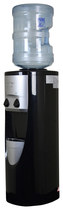 NewAir - Water Dispenser - Black