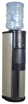 NewAir - Water Dispenser - Stainless-Steel