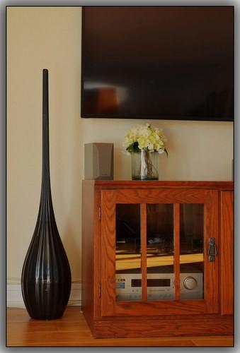 Luma Comfort - 4.7-Quart Cool Mist Humidifier - Black