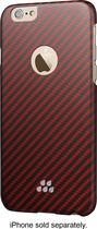 Evutec - S Series KOZANE Case for Apple® iPhone® 6 - Black/Red
