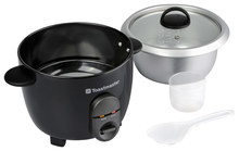 Toastmaster - 5-Cup Rice Maker - Black