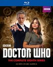 Doctor Who: The Complete Eighth Series [4 Discs] [blu-ray] 1108016