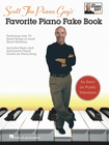 Hal Leonard - Various Artists: Scott The Piano Guy's Favorite Piano Fake Book Sheet Music - Multi 1112232