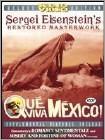 Qué Viva México (DVD) (Black & White) (Eng) 1932