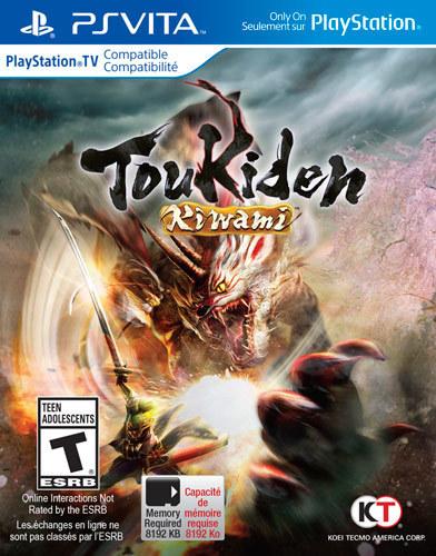 Toukiden: Kiwami - PS Vita