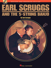 Hal Leonard - Earl Scruggs and the 5-String Banjo Instructional Book and CD - Multi