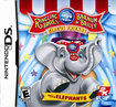 Ringling Bros. and Barnum & Bailey Circus Friends: Asian Elephants - Nintendo DS