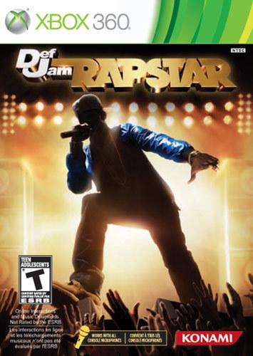 Def Jam Rapstar - Xbox 360