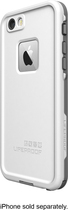 LifeProof - FRE Hard Case for Apple® iPhone® 6 - White