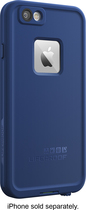 LifeProof - FRE Hard Case for Apple® iPhone® 6 - Blue