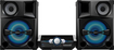 Sony - SHAKE5 2400W Compact Stereo System - Black